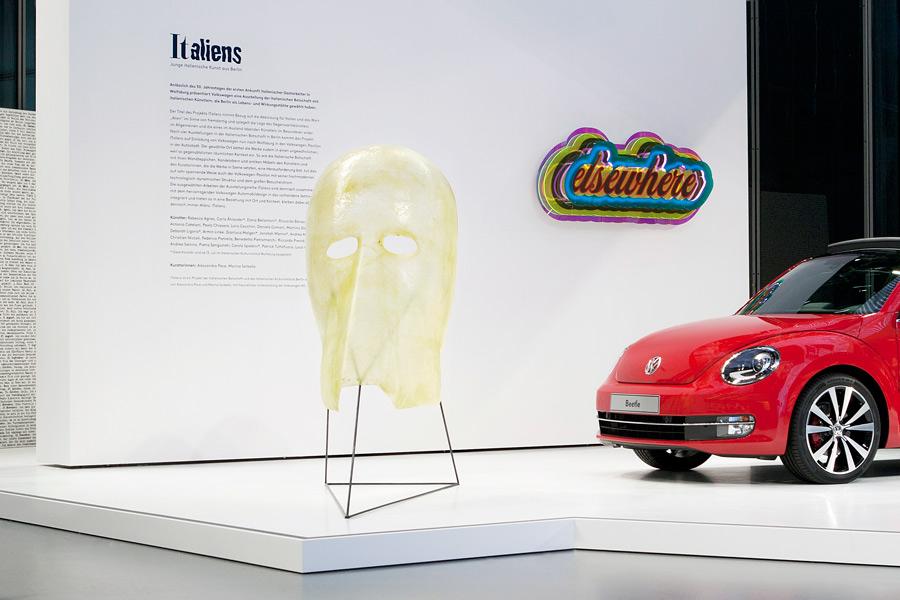 © Luca Bogoni - ITaliens, junge kunst in der Botschaft