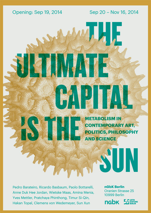 © Luca Bogoni - The Ultimate Capital is the Sun